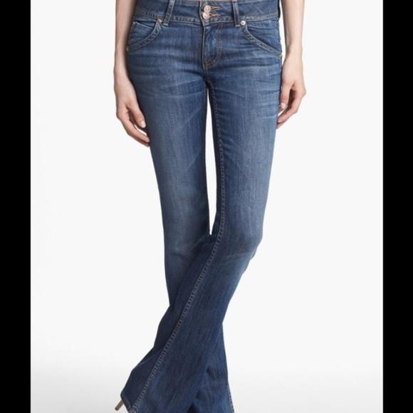 Hudson Jeans Denim - Hudson Jeans Signature Flare Leg #W170DMH 26